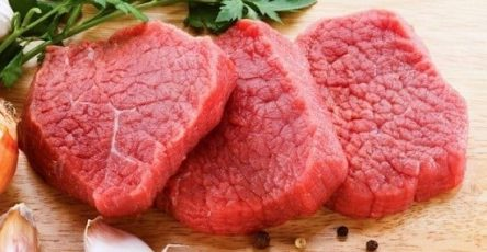 daging sapi dan sehat
